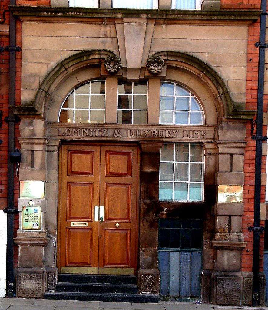 ... [6276] Manchester : Lomnitz U0026 Duxbury | By Budby