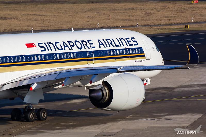 Singapore Airlines - A359 - 9V-SMF (2)