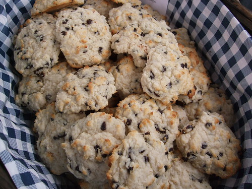 Chocolate Chip Scones from 2 Silos | by swampkitty