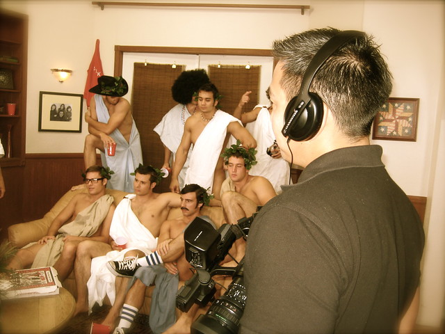 Gay porn behind the scenes picture 43