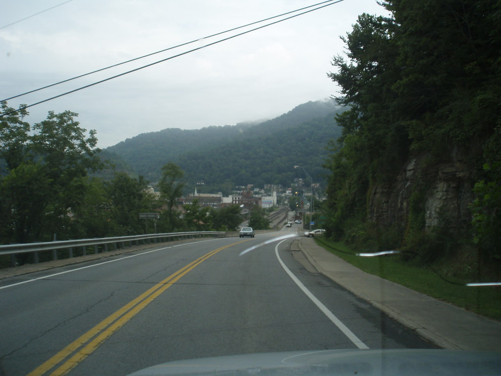 View Of Williamson West Virginia Mingo County Wva