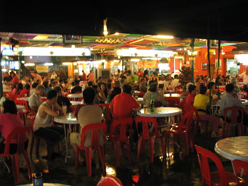 Malaysia - 097 - Penang - dinner at the food courts | by mckaysavage