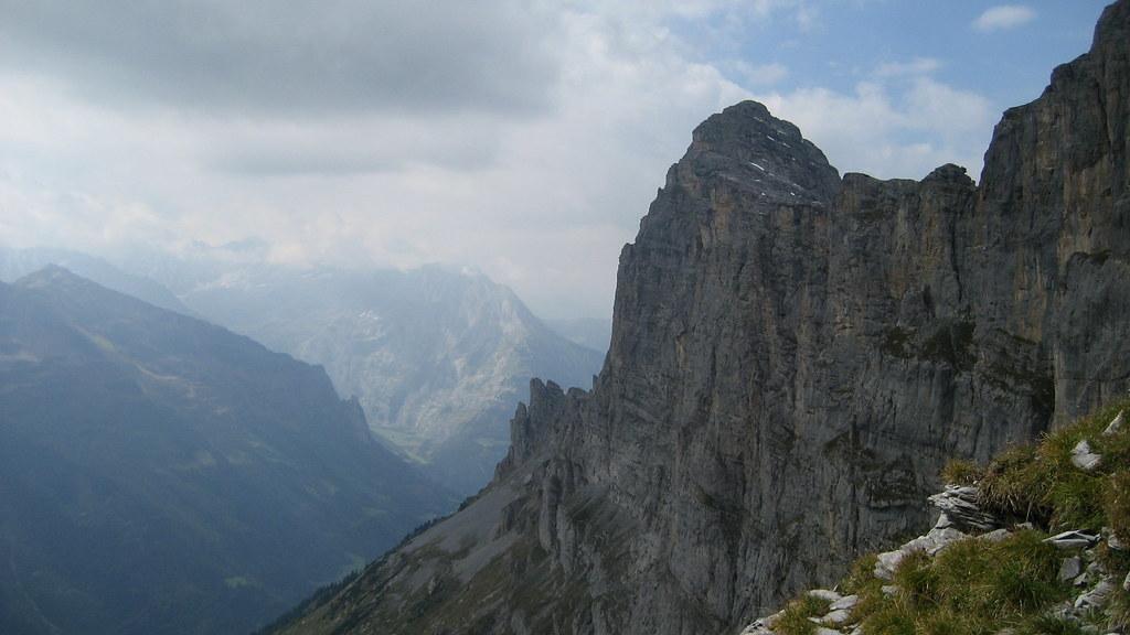 Klettersteig Tälli : Unterwegs im tälli klettersteig kanton bern der schweizu2026 flickr