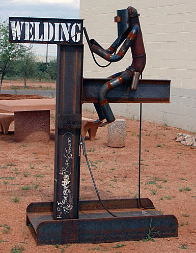 miller welding projects