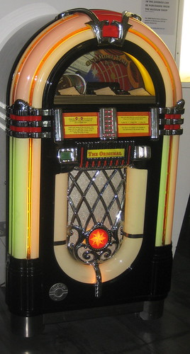 Jukebox, Imperial War Museum North | by Ann Giles