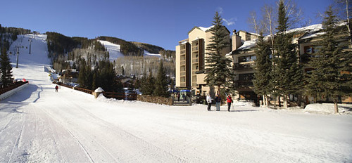 Lion Square Lodge in Vail ski-in/ski-out | by ResortCompany