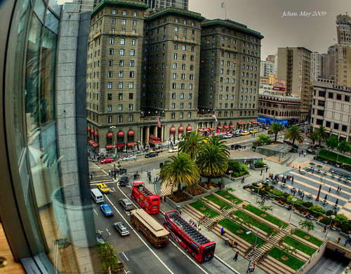 Union Square, SF | by jockchau