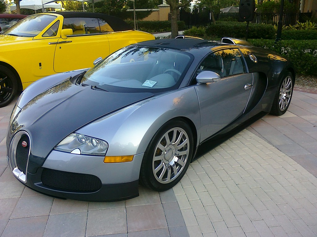 Exotic Car Show At Orlando FL Bugatti Veyron Be Flickr - Car show orlando fl
