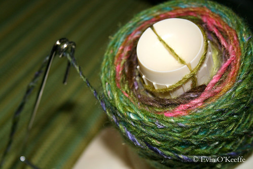 Ball Winding Noro | by FreckledPast