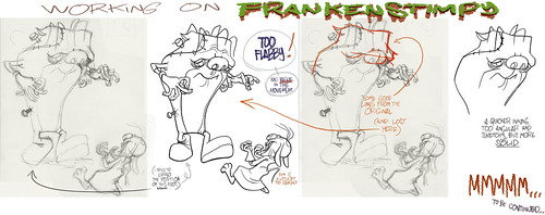 frankenstimpy | by felixpetruska