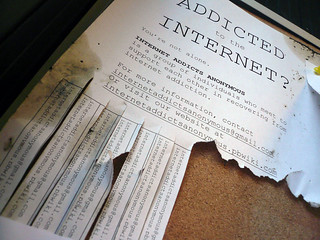 Addicted to the Internet | by mandiberg