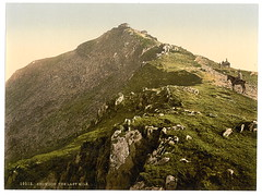 [Railway, the last mile, Snowdon, Wales] (LOC) | by The Library of Congress