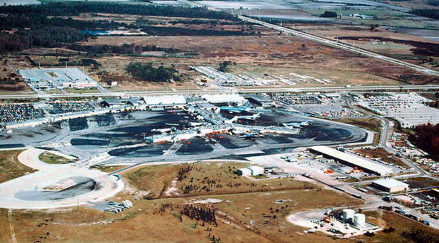 orlando international airport the original terminal at orl flickr. Black Bedroom Furniture Sets. Home Design Ideas