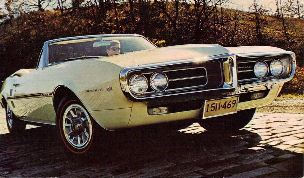 New Trans Am >> 1967 Pontiac Firebird HO convertible | coconv | Flickr