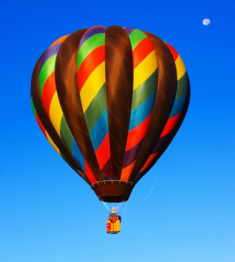 Fly Me To The Moon Chart: Fly Me to the Moon by way of a Hot Air Balloon | Fly Me to u2026 | Flickr,Chart