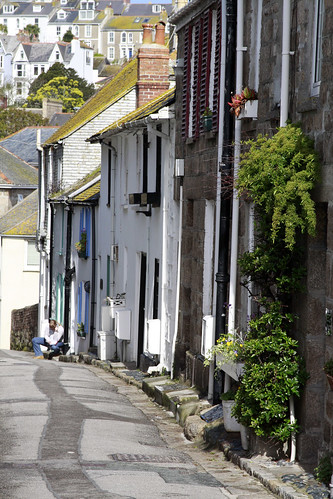 streets of St Ives | by hisdream