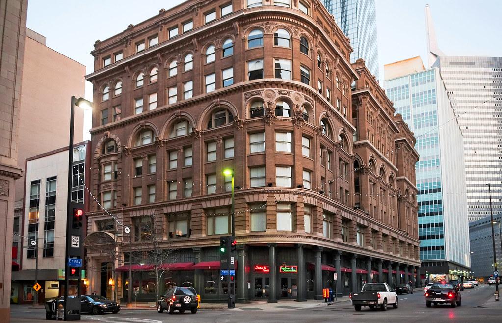 Wilson Building 1904 1623 Main Street Dallas Texas