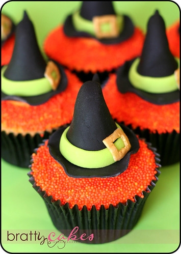 Witch Cupcakes | by Natty-Cakes (Natalie)
