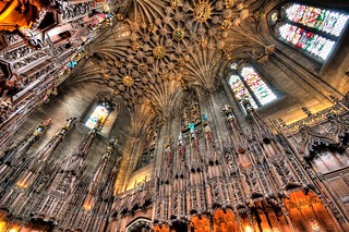 Thistle Chapel, St. Giles Cathedral | by Chris Belsten