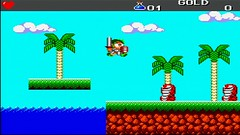 Wonder Boy III: The Dragon's Trap (Virtual Console) | by SEGA of America