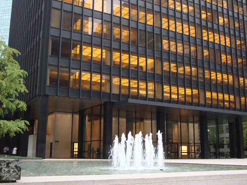 Seagram Building | by Tom Ravenscroft