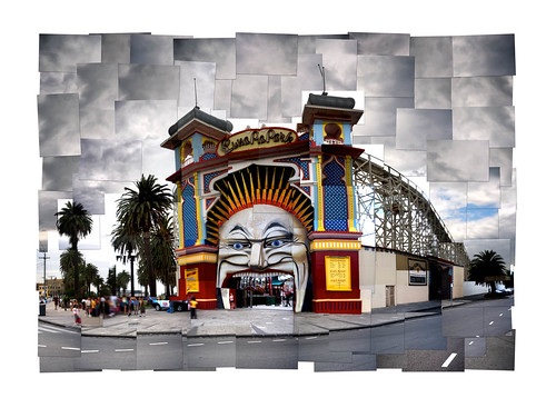 Luna Park Scattered | by thescatteredimage