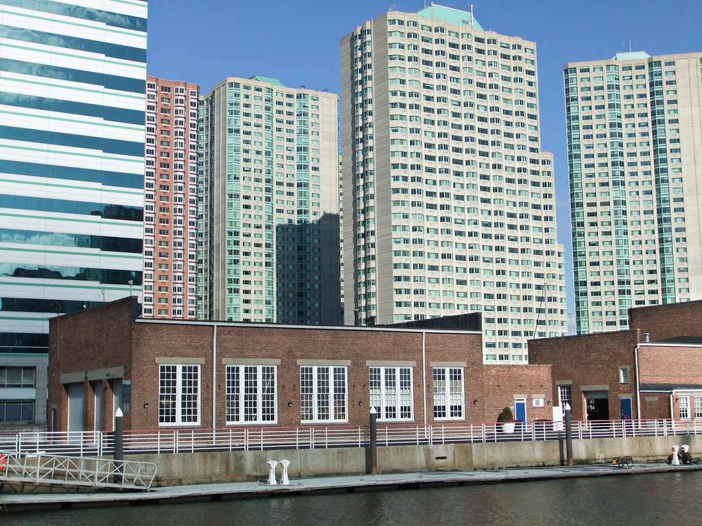 Newport Jersey City Apartments