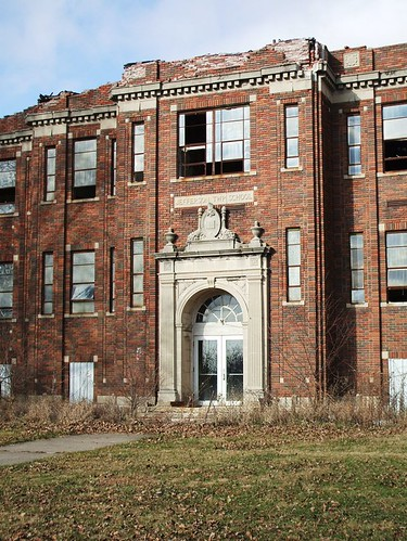 Abandoned indiana school jefferson township school this for Laporte schools employment