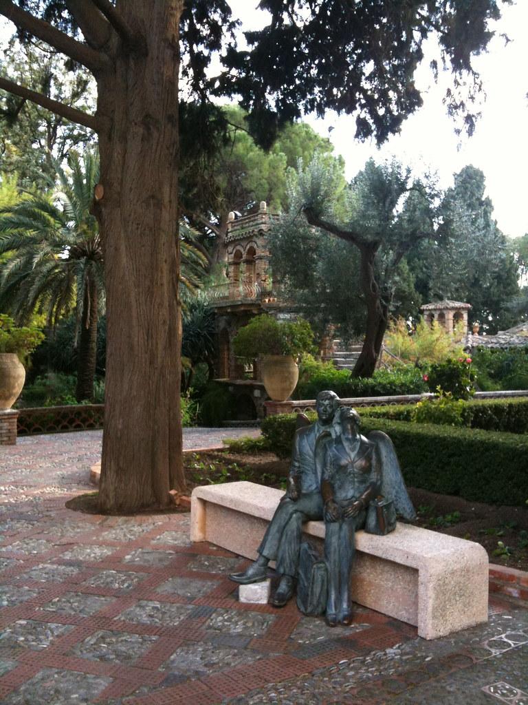 Public garden giardino pubblico taormina jstheater for Giardino 3d gratis italiano
