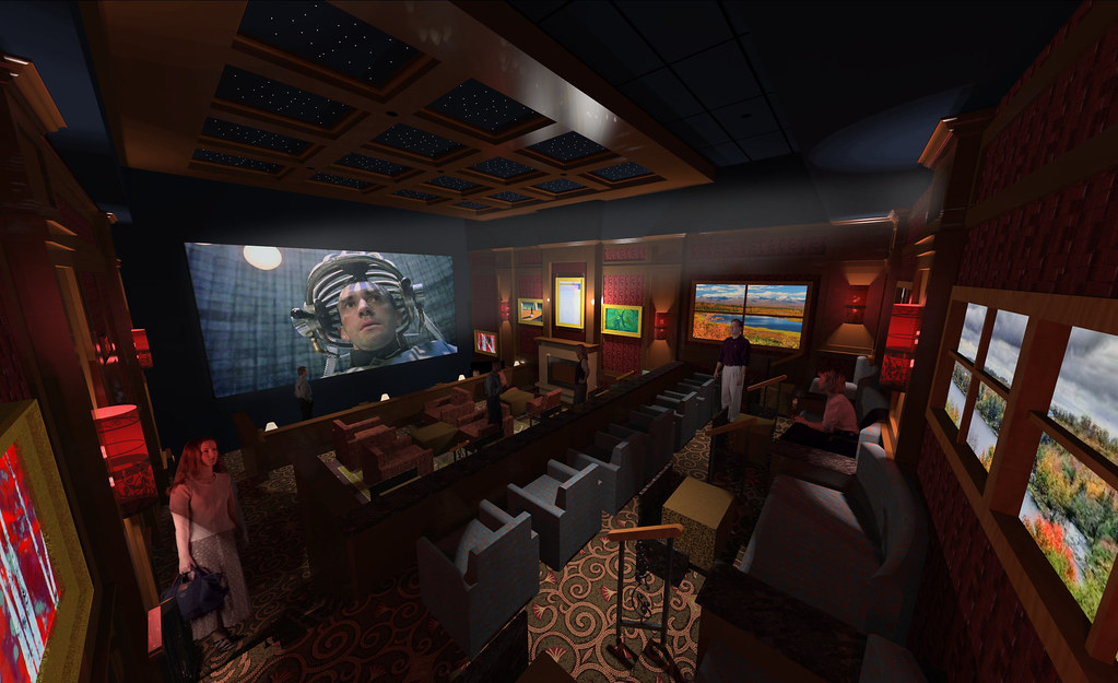 Movie Parlor Cinetopia Progress Ridge 14