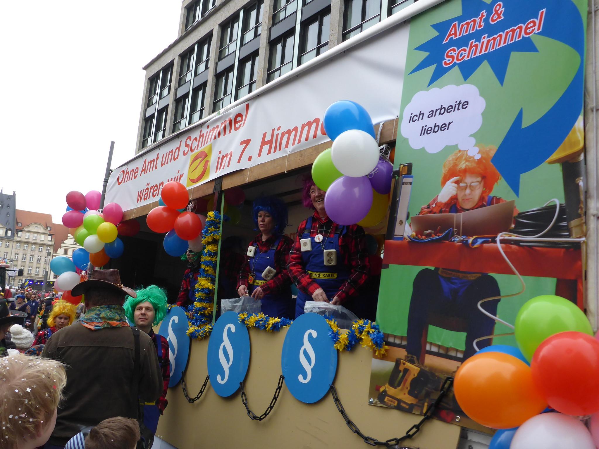 Karnevalsumzug Leipzig 2017 219