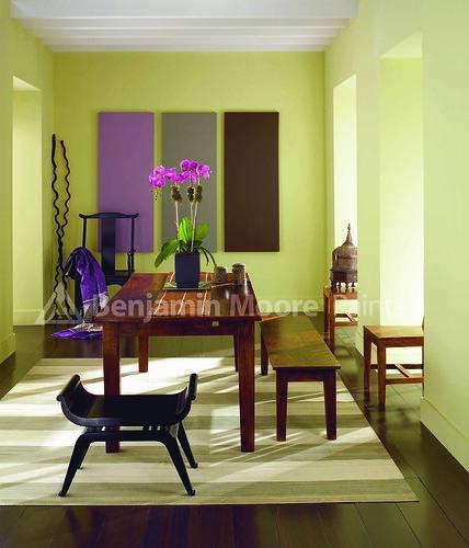 Benjamin Moore Dining Room Colors: Benjamin Moore Room Photography 2009