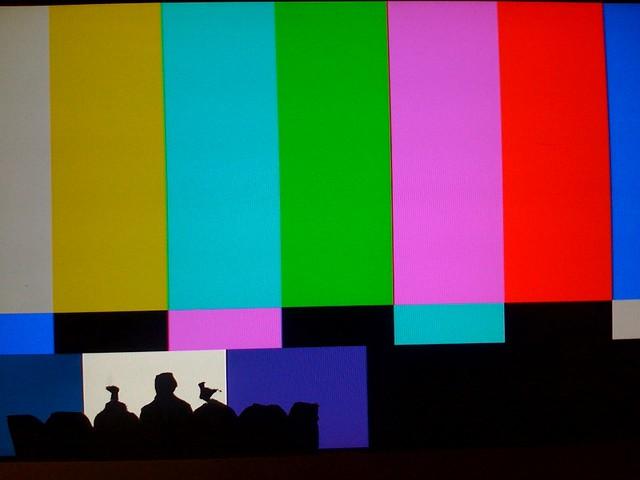 Mst3k Heckles Smpte Tv Color Bars Too Some Joker Went
