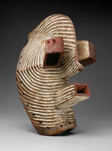 Democratic Republic Of Congo Songye Kifwebe Mask Museum
