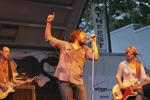 AthFest music and arts festival in Athens GA | by visit athens ga