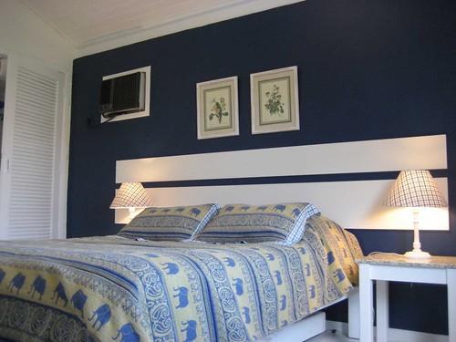 Quartos De Casal Decorados Em Azul ~ Quarto Azul Marinho  Pousada Vla Gerib? B?zios  Flickr