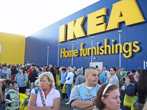 Ikea orlando opening andrea and i stood right in for Ikea jobs orlando fl