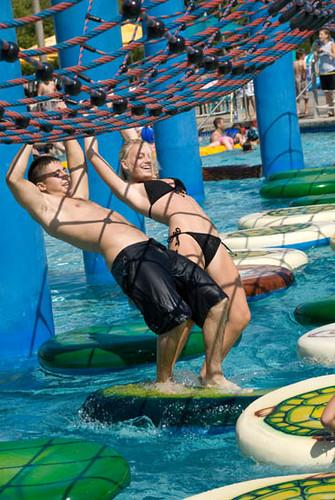 1739 Cedar Point Soak City Activity Pool Cedar Point