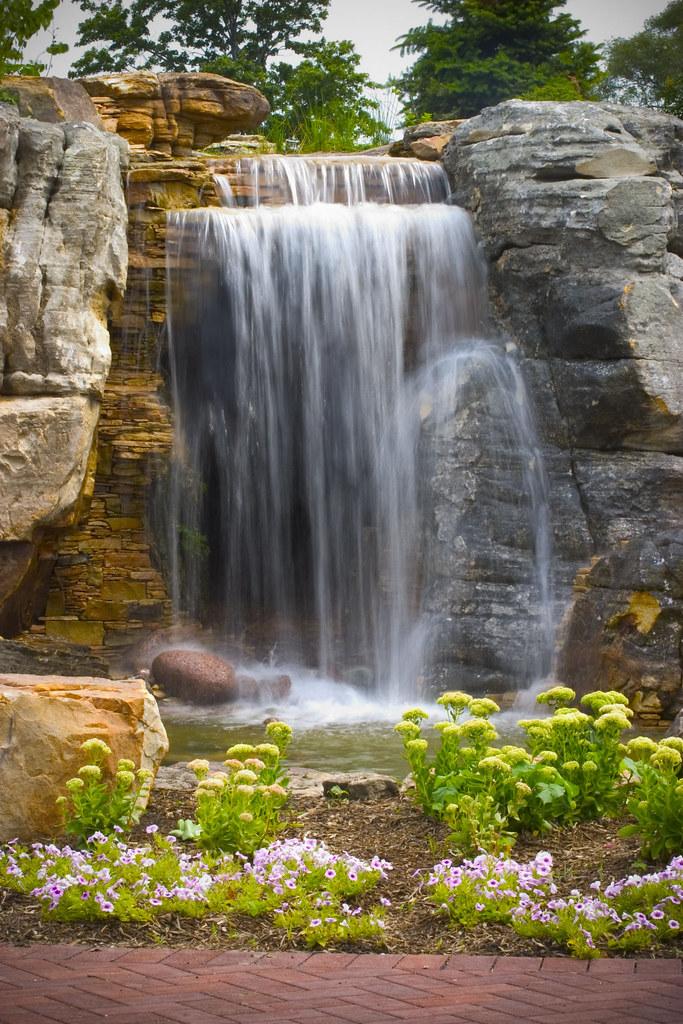 Aqualand pond waterfall backyard pond designs