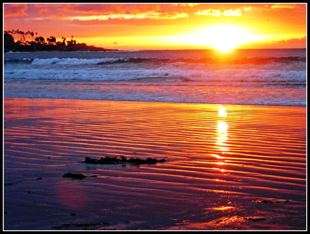 sunset beach san - photo #19