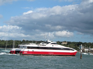 Red Jet 4, Cowes | by Kevin R Boyd