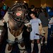 Big Daddy/Little Sister costume at Dragoncon 2009