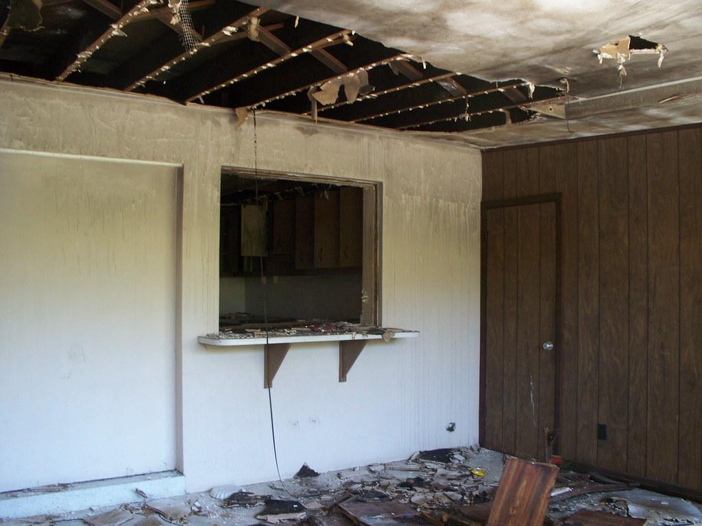 Formal Dining Room With Pass Thru Kitchen Window No Idea W Flickr