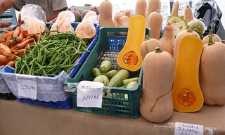 01 Mercado del Agricultor Güímar. 5 años. Octubre 2009