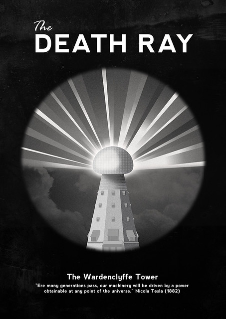 The Death Ray The Death Ray Or Death Beam Was A