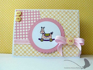 Baby Card - Cardpatterns | by vanessa.1978