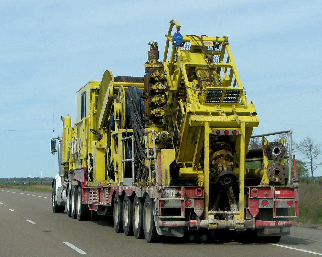 Coil Tubing Bop Service : Coil tubing services rig can t resist oilfield photos a