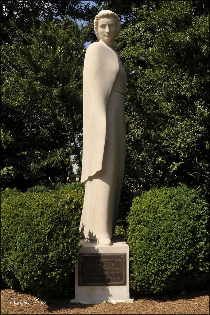 Arlington National Cemetery Nurse S Monument Nurses
