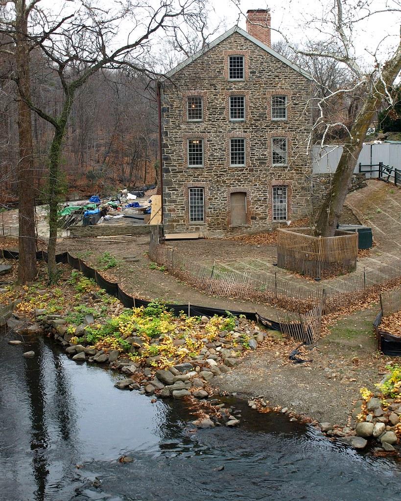 The Lillian And Amy Goldman Stone Mill Restoration Bronx Flickr