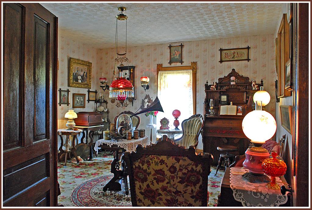 antique farmhouse